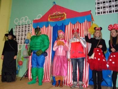 Carnaval apamar